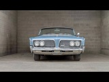 Imperial Crown Convertible VY1 M 925 1964