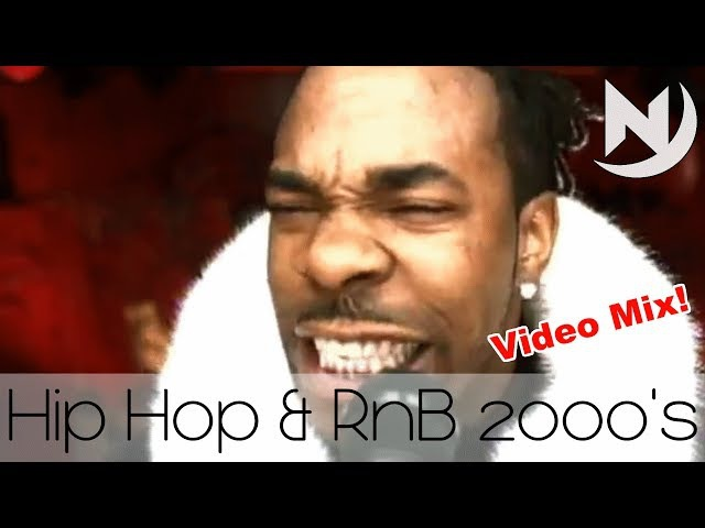 Hip Hop Rap RnB 2000s Old School Mix | Best of 2000s Throwback Dance Music 5