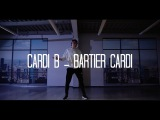 Cardi B - Bartier Cardi (feat. 21 Savage)   Choreo by @uferson_she