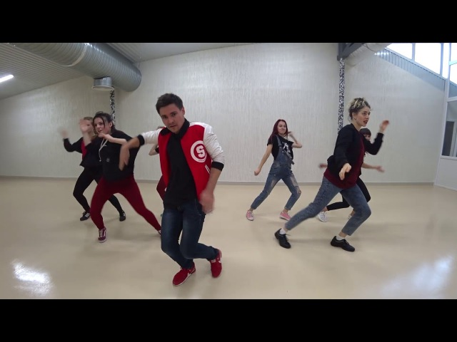 Банд'Эрос - Эрогенная зона Dance | Choreography D'zhamal x WBCrew