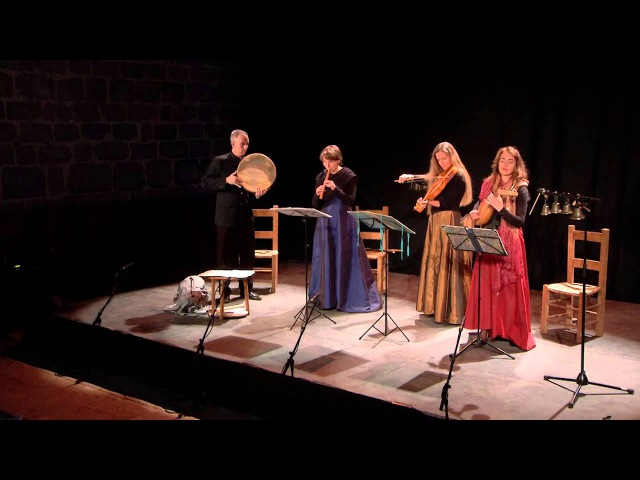 Rencontres d'Aubrac 2014 - Concert (20 août) - La Reverdie : De Stella Nova