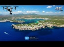 4K DRONE FILM Mallorca Canary Islands Spa Music 1HOUR Nature Relaxation™ Aerial Ambient Film
