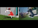 Tom and jerry version MMD