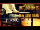 PUBG new lobby theme - piano cover