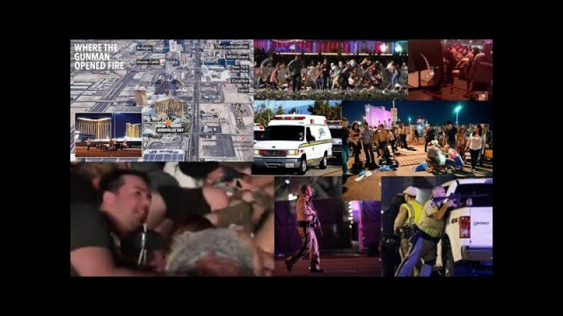 Лас-Вегас Трагедия Las Vegas
