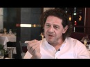 CELEB CHEF MARCO PIERRE WHITE TALKS TO LONDON 360 ABOUT HIS LITERACY STRUGGLES