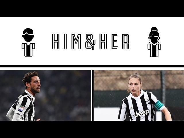 HimAndHer Ep. 6: Salvai interviews Marchisio!