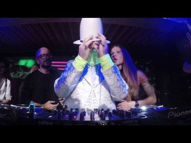 DJ LIST @ Rooftop Terrace Moscow LISTOPAD (Birthday Set 04-11-2017) FULL HD 1080 DJ
