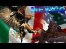Mexico I Símbolo y Emblema de México La Majestuosa Águila Dorada - Águila Real