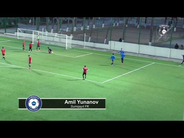 """Sumqayıt"""" FK yoxlama görüşündə Qaradağ Lökbatan""""ı məğlub edib"""