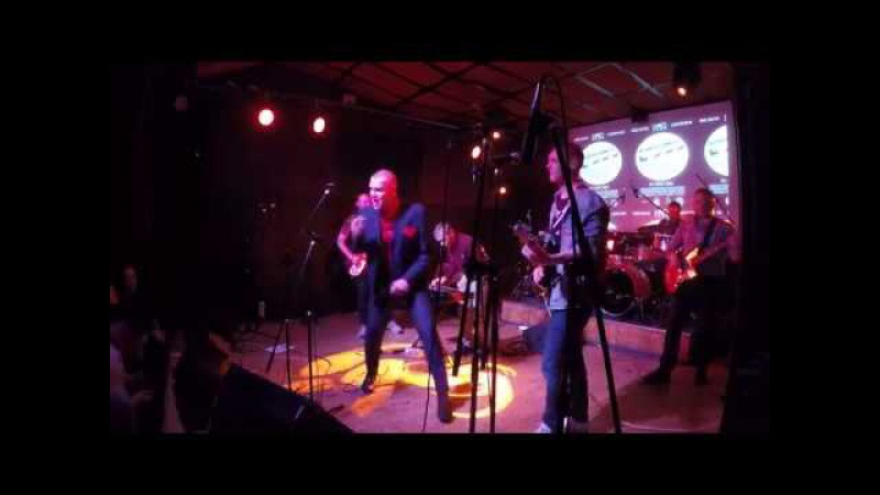 The Punchers @ Ska Winter Is Coming Festival 2017