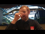 Interview with Anthony McGill after beating Neil Robertson in the Qtr Finals Dafabet English Open