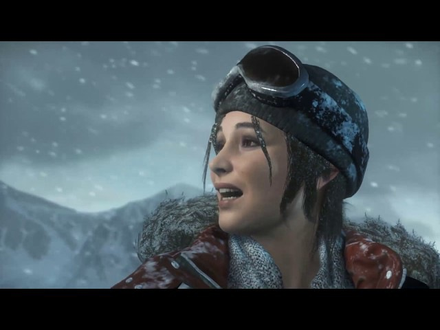 Rise of the Tomb Raider. Начало Лары Крофт