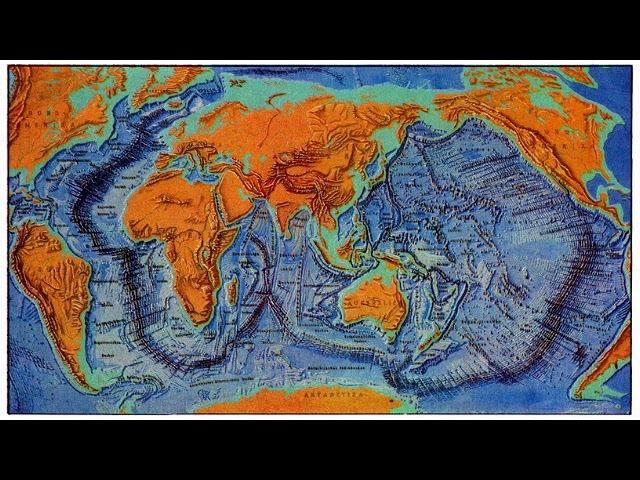Географические карты и картография (рассказывает Александр Краюхин)