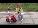 ❤Тестдрайв дитячого мотобайка музичного Поліція Doloni❤Police Motobyke for KIDS❤