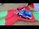 Распакуем ГИБКИЙ ТРЕК Большое путешествие - лучшая игрушка для мальчика!