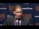 Tyronn Lue James Postgame Interview | Thunder vs Cavaliers | January 20, 2018 | 2017-18 NBA Season