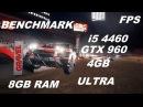4460 GTX 960 4GB 8GB