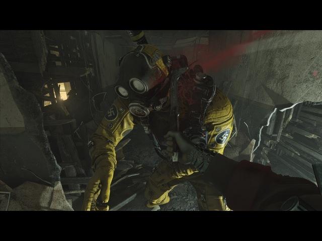 Wolfenstein : The new colossus . Серия 4 . Манхэттен .