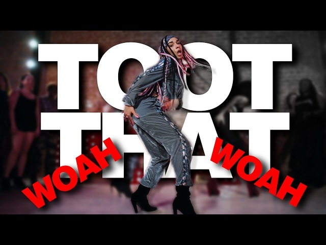 Toot That Whoa Whoa | By A1 | Aliya Janell X Nicole Kirkland Collab | Queens N Letto's