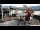 Hallelujah Instrumental Cover Piano Violin Cello