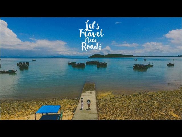 Đảo Cái Chiên Quảng Ninh - Cai Chien Island Trip