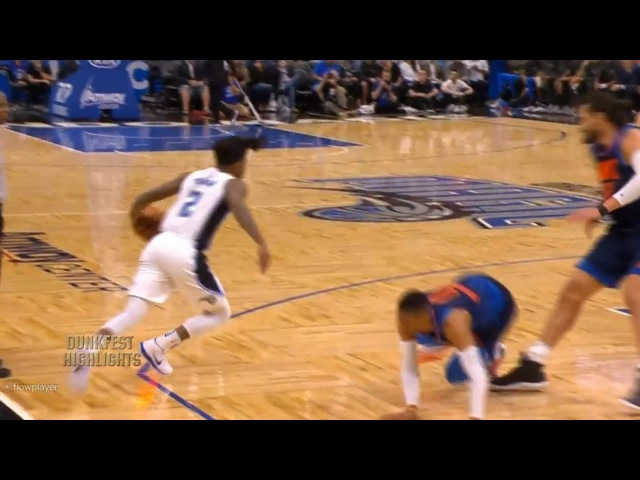 Elfrid Payton Killed Russell Westbrook With The Ankle- Breaking Crossover