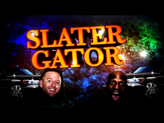 Slater Gator 1st Custom Titantron Entrance Video