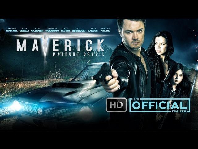Maverick Caçada no Brasil Trailer Oficial 2017 HD Мэверик охота в Бразилии 2016