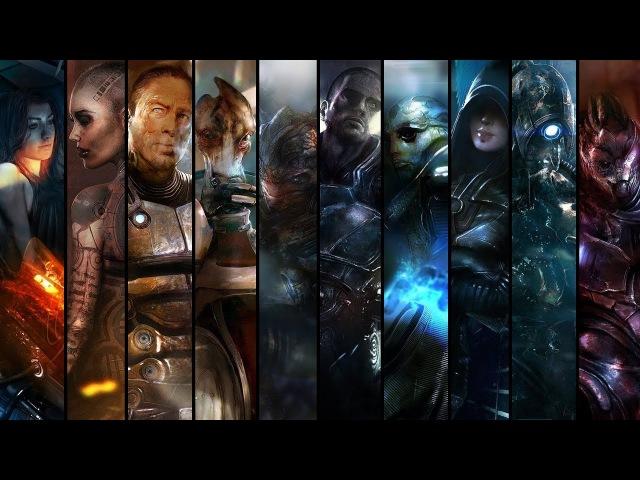 Марафон Mass Effect. Mass Effect 2. Часть 12. Самоубийственная миссия.