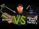 Proxxon VS Hotwire Foam Factory: Product Showdown! (Black Magic Craft Episode 069)