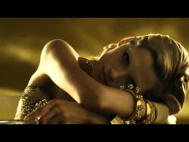 Реклама духов Paco Rabanne Eau My Gold