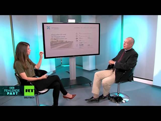Christoph Hörstel: Wann endet die US-Besatzung in Deutschland?