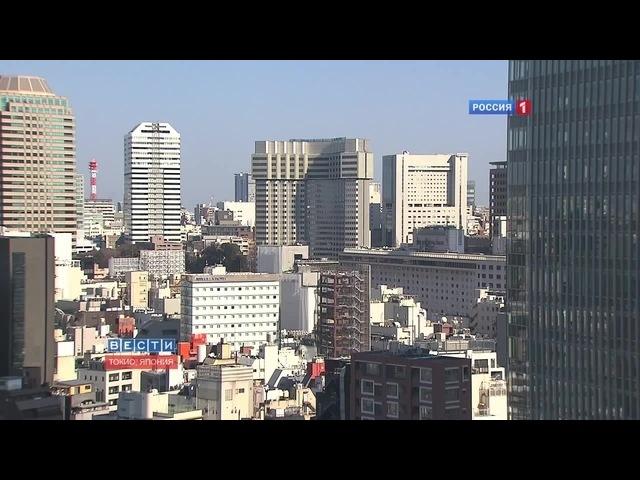 6м в неделю- японцы разбирают высотку без шума,грязи