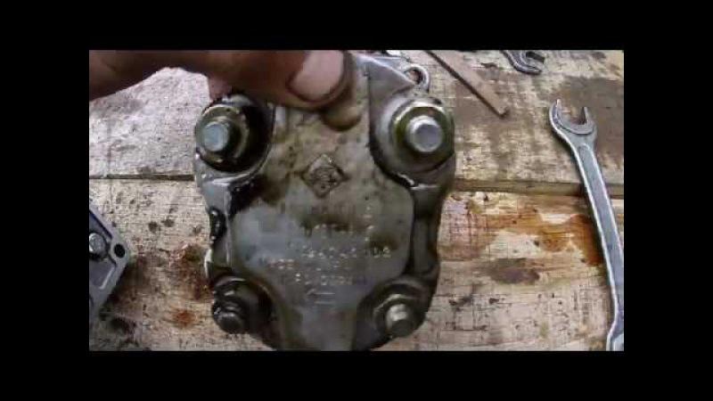 МТЗ-82 грандіозний ремонт:день 5