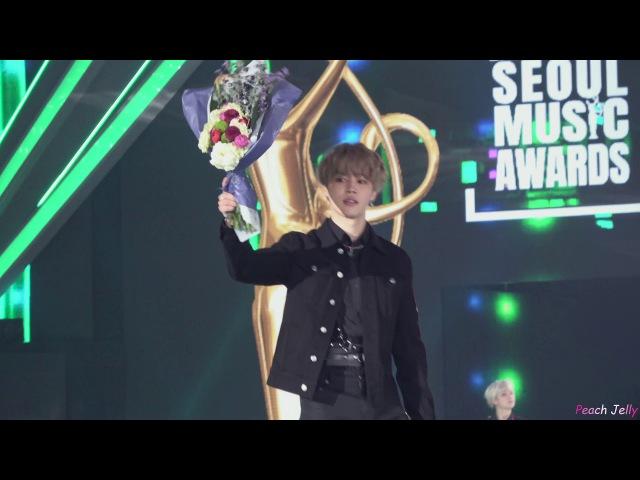180125 방탄소년단(BTS) 지민(JIMIN Focus) Daesang Encore DNA / Seoul Music Awards by Peach Jelly
