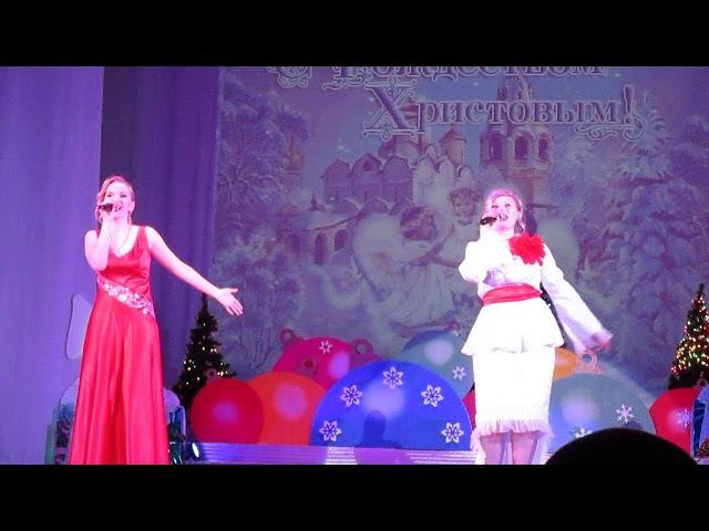 Белый снег Рождество 2018