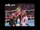 Mike Tyson vs  Lennox Lewis  (highlights) 2018