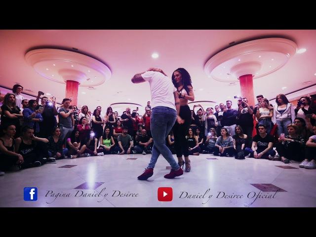 DANIEL Y DESIREE - Rag'n'Bone Man - Human (Bachata-DjPakinho)
