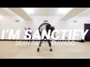 Sean Paul, Mavado - I'm Sanctify | @Bizzyboom Choreography