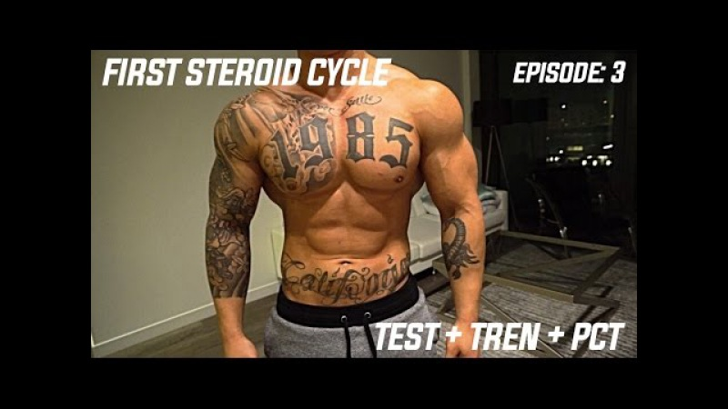 Ep. 3: First Steroid Cycle - Testosterone Enanthate Trenbolone Acetate