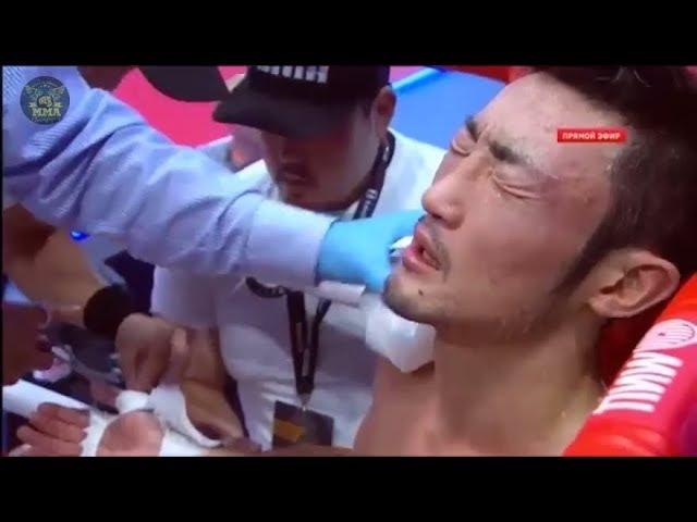 Японец Приехал За Поясом В Россию И Чуть Не Умер На Ринге Нокаут Лучший Бой