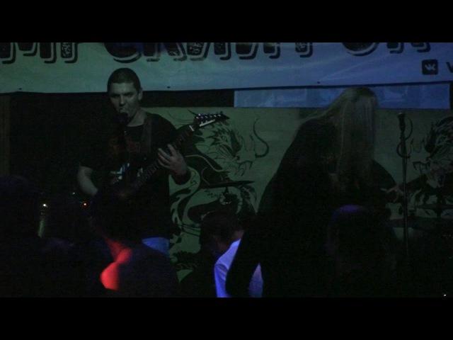 Splatterums Death Turned Back Live In Ludvig Kimry 14 10 2017