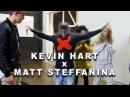 KEVIN HART TEACHES MATT DANCE *god's plan*