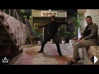 Electro Dance || India x Russia || Sandy San & Ann Mouse