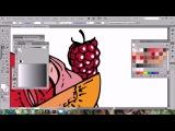 Как добавить цвет и светотень к векторному изображению