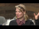 Mia Wasikowska discusses her film Damsel at IndieWire's Sundance Studio