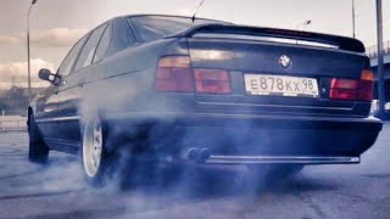 ЛЕГЕНДЫ 90-Х: BMW M5 E34 с пробегом 25 000 КМ! Тест-драйв история об одной из лучших БМВ. ИКОНА!