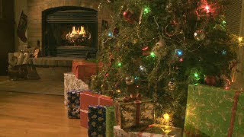 Christmas Instrumentals - Dr Saxlove's Christmas Fireplace - Smooth Relaxing Christmas Music