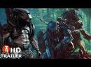 The Predator (2018) Yvonne Strahovski Movie HD [Fan-Made]